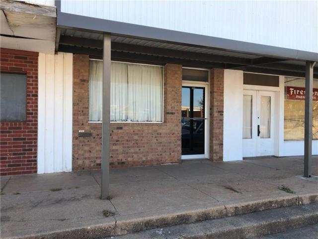 122 N Main Street, Seymour, TX 76380 (MLS #14061247) :: RE/MAX Town & Country