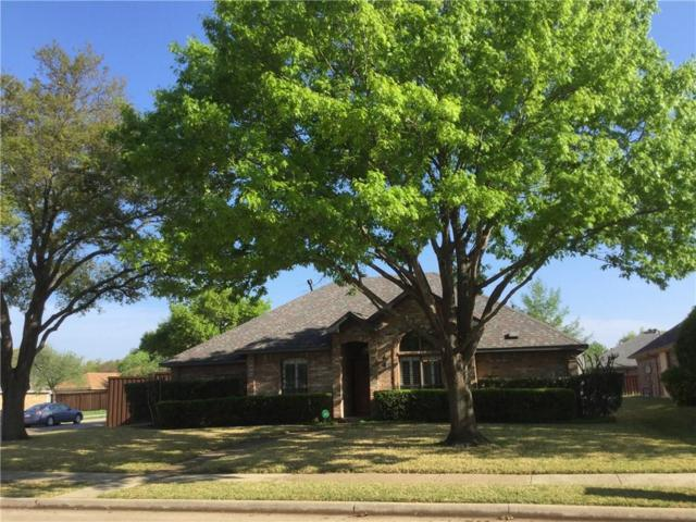 2001 Greenstone Trail, Carrollton, TX 75010 (MLS #14061304) :: RE/MAX Town & Country