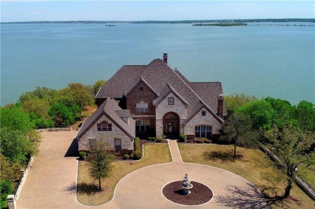 826 Cimmarron Bay Drive, Runaway Bay, TX 76426 (MLS #14061318) :: RE/MAX Town & Country