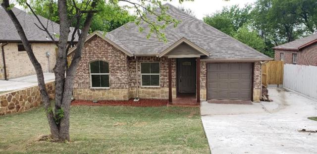 2209 NW 23rd Street, Fort Worth, TX 76164 (MLS #14061351) :: North Texas Team | RE/MAX Lifestyle Property