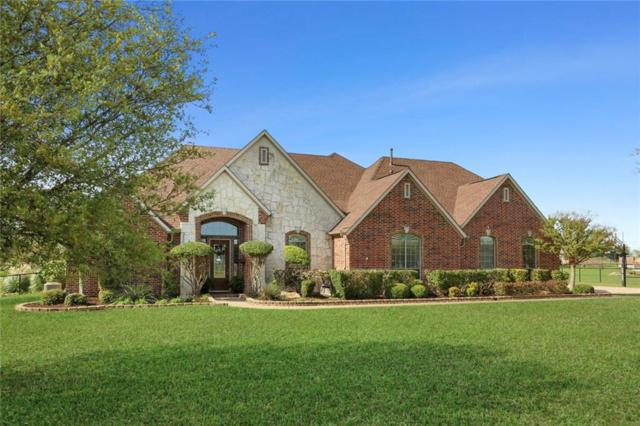 3762 Quail Hollow Street, Celina, TX 75009 (MLS #14061384) :: The Heyl Group at Keller Williams