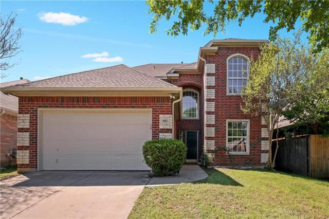 6913 Mccracken Court, Fort Worth, TX 76132 (MLS #14061410) :: RE/MAX Town & Country