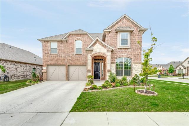 5921 Cambridge Drive, North Richland Hills, TX 76180 (MLS #14061472) :: The Heyl Group at Keller Williams