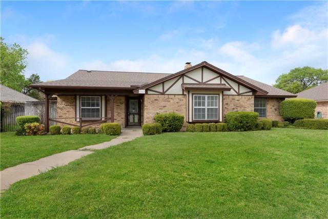 7113 Wind Chime Drive, Fort Worth, TX 76133 (MLS #14061479) :: RE/MAX Pinnacle Group REALTORS