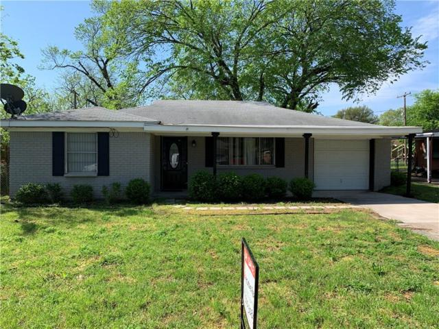 7813 Whitney Drive, White Settlement, TX 76108 (MLS #14061521) :: RE/MAX Town & Country