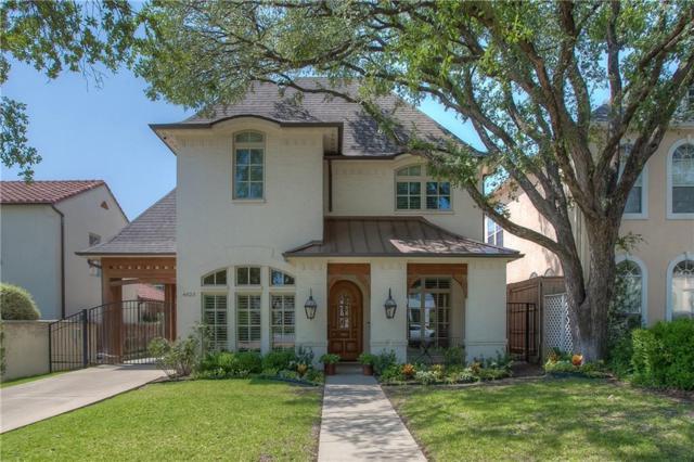 4823 Lafayette Avenue, Fort Worth, TX 76107 (MLS #14061602) :: The Tierny Jordan Network