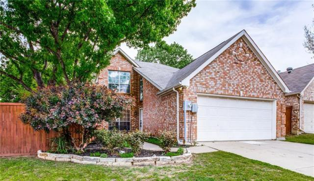 929 Winterstone Drive, Lewisville, TX 75067 (MLS #14061622) :: RE/MAX Town & Country