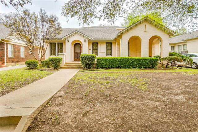 2609 Greene Avenue, Fort Worth, TX 76109 (MLS #14061712) :: Team Tiller