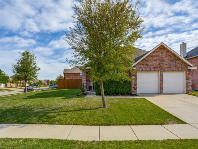 5750 Crestwood Drive, Prosper, TX 75078 (MLS #14061761) :: Real Estate By Design