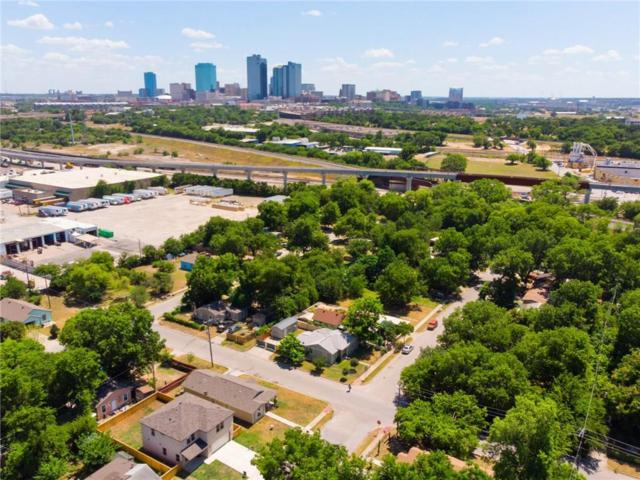 1805 Carver Avenue, Fort Worth, TX 76102 (MLS #14061784) :: The Kimberly Davis Group