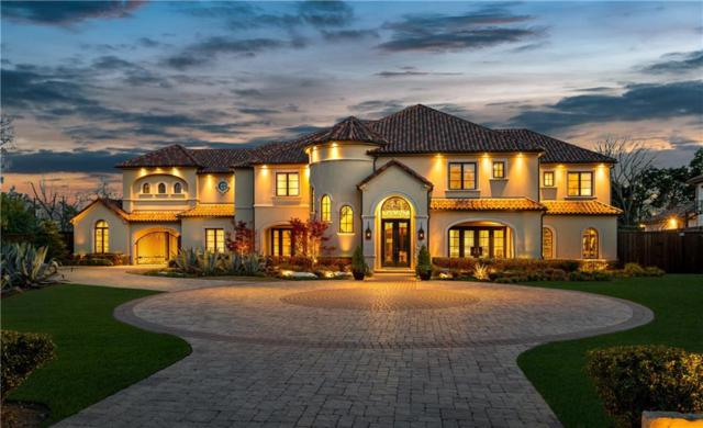 6606 Belmead Drive, Dallas, TX 75230 (MLS #14061789) :: Robbins Real Estate Group