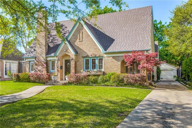 5511 Mercedes Avenue, Dallas, TX 75206 (MLS #14061791) :: Robbins Real Estate Group