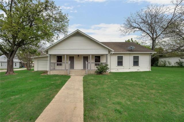 120 W Stroud Street, Frost, TX 76641 (MLS #14061816) :: The Heyl Group at Keller Williams
