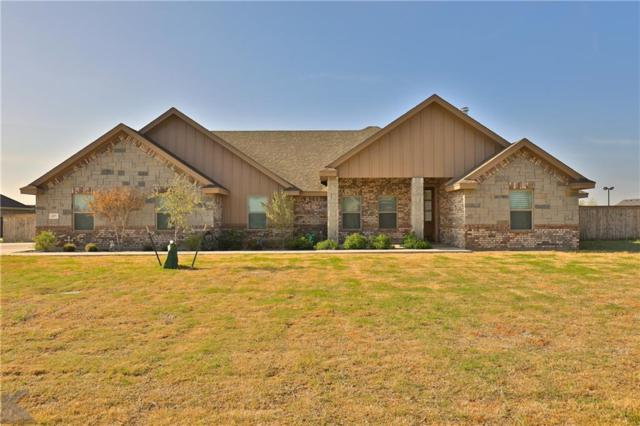 117 Angie Lane, Abilene, TX 79602 (MLS #14061884) :: RE/MAX Town & Country