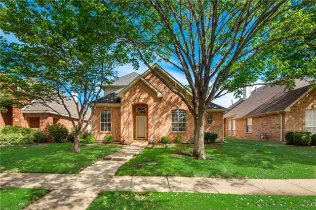 1649 Big Bend Drive, Lewisville, TX 75077 (MLS #14061894) :: The Heyl Group at Keller Williams