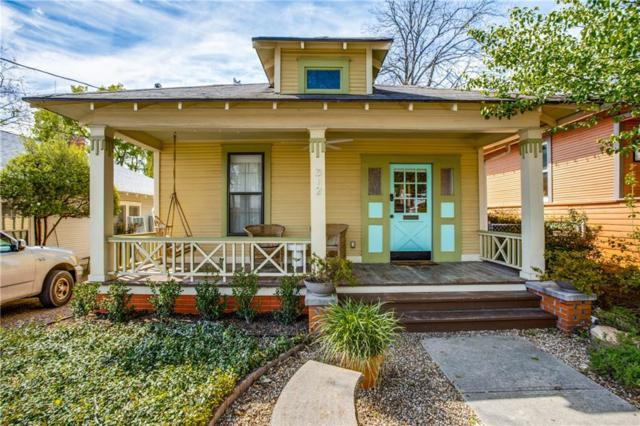 312 W 8th Street, Dallas, TX 75208 (MLS #14061923) :: RE/MAX Town & Country