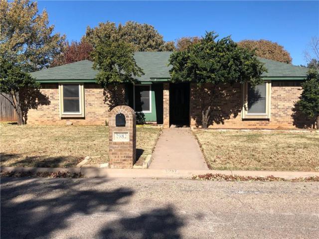 2982 Chimney Rock Road, Abilene, TX 79606 (MLS #14061930) :: The Paula Jones Team | RE/MAX of Abilene