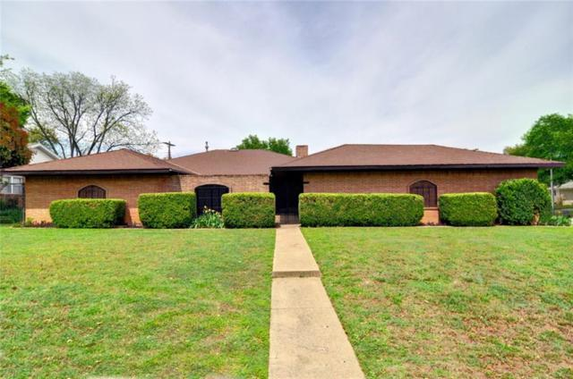 4100 Bilglade Road, Fort Worth, TX 76109 (MLS #14061989) :: RE/MAX Town & Country