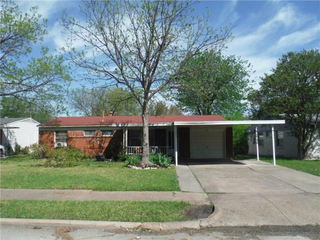 3029 Dogwood Drive, Mesquite, TX 75150 (MLS #14062106) :: RE/MAX Town & Country
