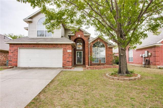 1252 Michael Avenue, Lewisville, TX 75077 (MLS #14062111) :: Hargrove Realty Group
