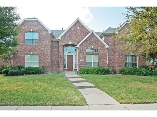 14617 Turnbridge Drive, Frisco, TX 75035 (MLS #14062115) :: Van Poole Properties Group