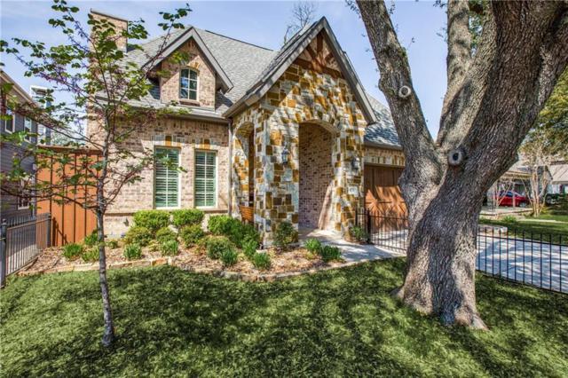 6119 Richmond Avenue, Dallas, TX 75214 (MLS #14062139) :: The Heyl Group at Keller Williams