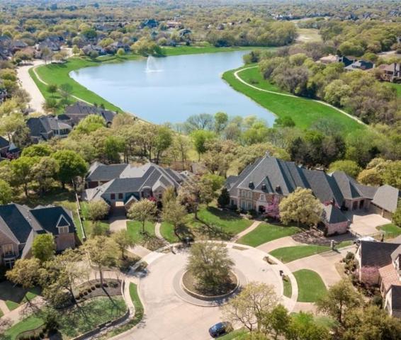 7408 Braemar Terrace, Colleyville, TX 76034 (MLS #14062173) :: The Tierny Jordan Network