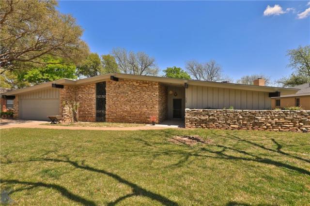 759 Rosewood Drive, Abilene, TX 79603 (MLS #14062193) :: RE/MAX Landmark