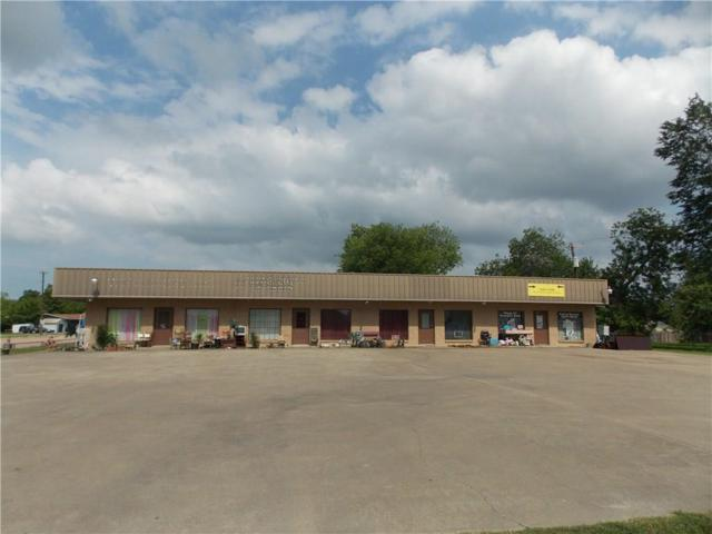 112 N Bonner Avenue, Kerens, TX 75144 (MLS #14062238) :: Team Hodnett