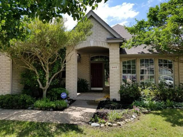 5412 Glen Canyon Road, Fort Worth, TX 76137 (MLS #14062261) :: Real Estate By Design