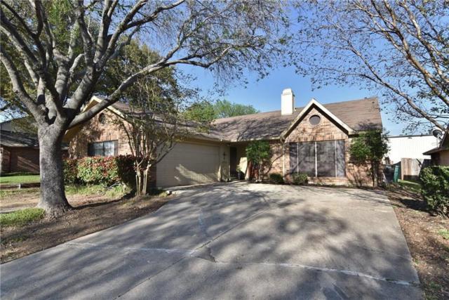7924 Firefly Drive, Fort Worth, TX 76137 (MLS #14062262) :: RE/MAX Pinnacle Group REALTORS