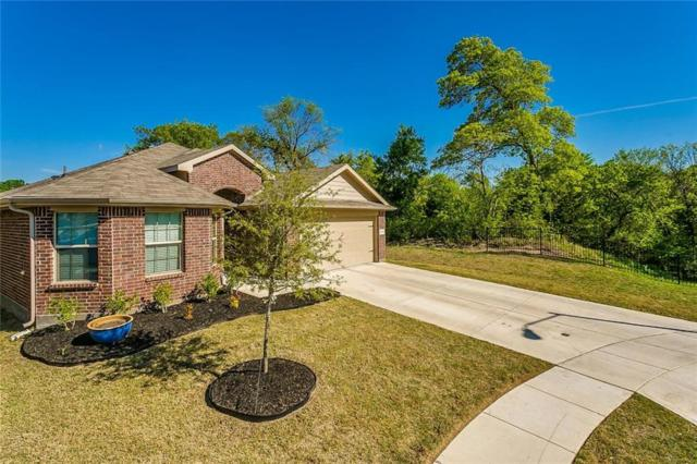 201 Bridlewood Street, Azle, TX 76020 (MLS #14062281) :: RE/MAX Landmark