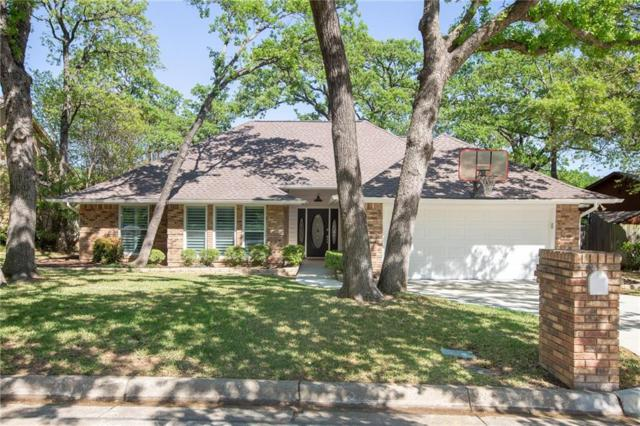 5107 Antony Court, Arlington, TX 76017 (MLS #14062284) :: RE/MAX Town & Country