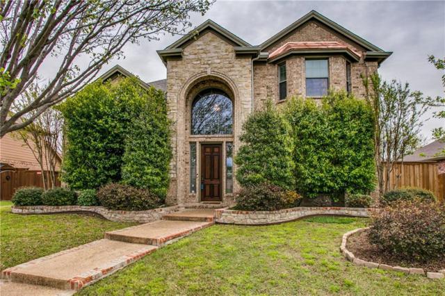 1504 Sundown Lane, Allen, TX 75002 (MLS #14062354) :: RE/MAX Town & Country