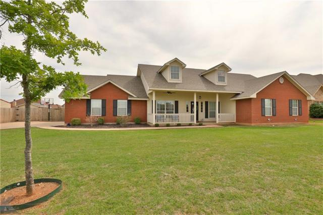 249 Ruger Street, Tuscola, TX 79562 (MLS #14062363) :: The Heyl Group at Keller Williams