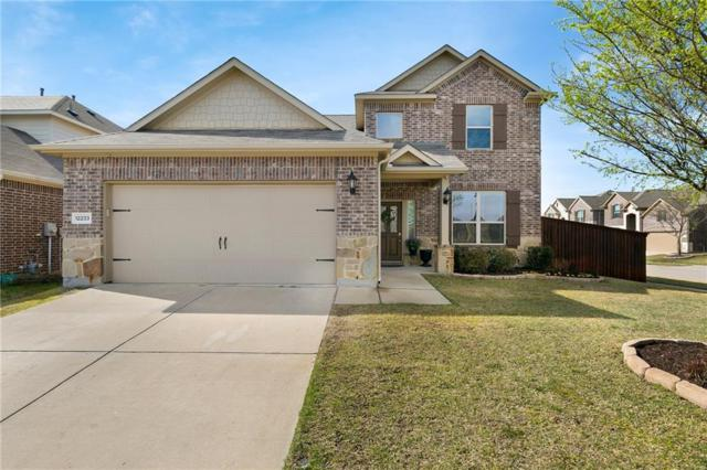 12233 Ridgeback Drive, Mckinney, TX 75071 (MLS #14062396) :: Baldree Home Team