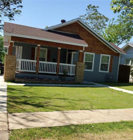 707 S Brighton Avenue, Dallas, TX 75208 (MLS #14062406) :: RE/MAX Town & Country