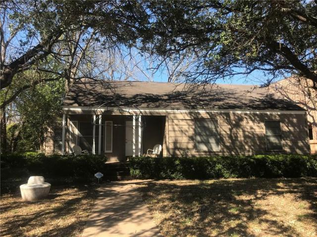 414 Templeton Drive, Fort Worth, TX 76107 (MLS #14062432) :: The Heyl Group at Keller Williams