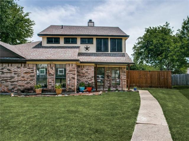 1902 Prairie Creek Trail, Garland, TX 75040 (MLS #14062456) :: The Hornburg Real Estate Group