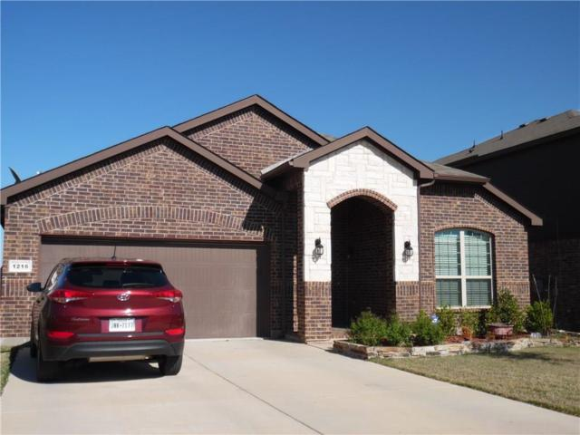 1216 Glen Court, Weatherford, TX 76087 (MLS #14062459) :: RE/MAX Town & Country
