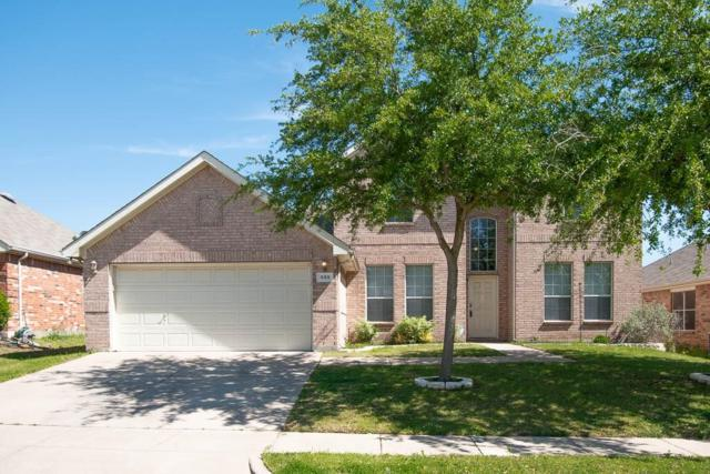 689 S Heights Drive, Crowley, TX 76036 (MLS #14062465) :: The Tierny Jordan Network