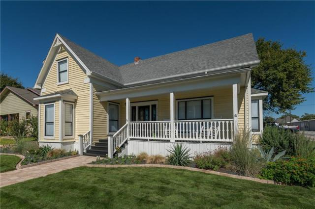 7190 Pecan Street, Frisco, TX 75034 (MLS #14062468) :: RE/MAX Town & Country