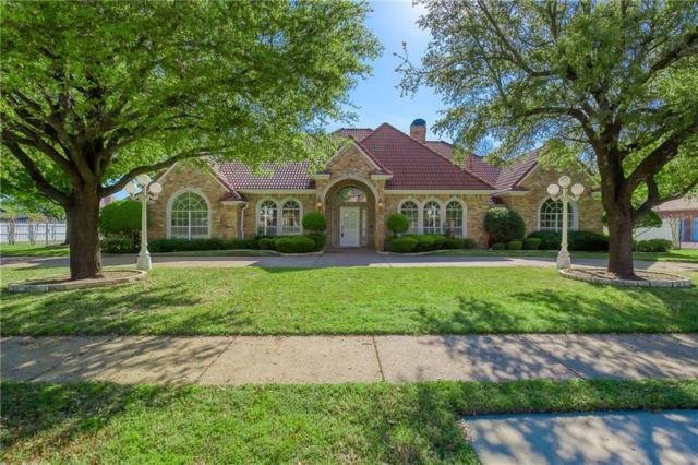 4109 Flower Garden Drive, Dalworthington Gardens, TX 76016 (MLS #14062530) :: RE/MAX Town & Country