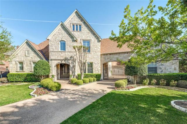 1212 Clubhouse Court, Southlake, TX 76092 (MLS #14062545) :: The Heyl Group at Keller Williams