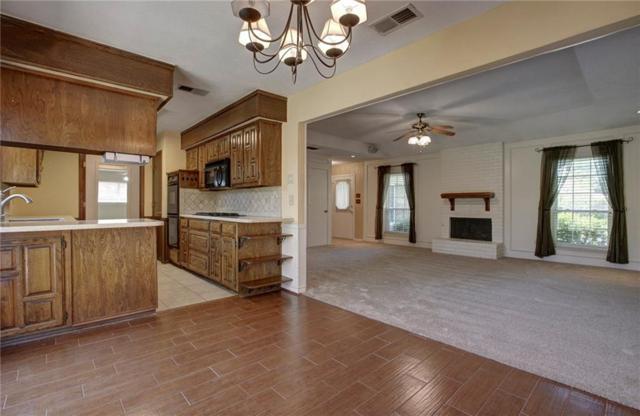 1003 Rosewood Place, Carrollton, TX 75006 (MLS #14062556) :: The Tierny Jordan Network