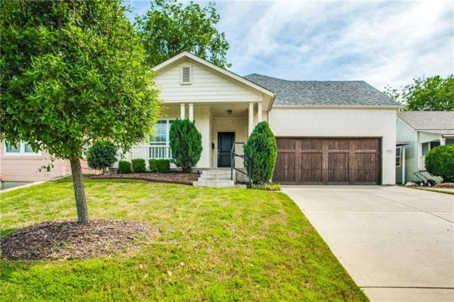 3721 Byers Avenue, Fort Worth, TX 76107 (MLS #14062583) :: The Mitchell Group