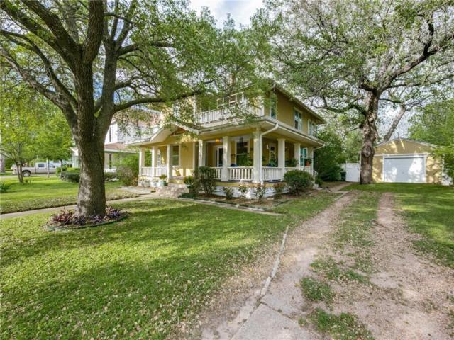 606 N Dallas Street, Ennis, TX 75119 (MLS #14062608) :: The Heyl Group at Keller Williams