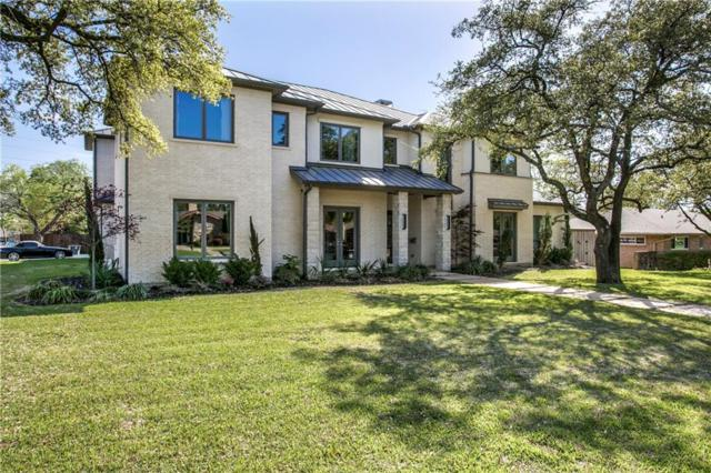 5628 Lindenshire Lane, Dallas, TX 75230 (MLS #14062654) :: Robbins Real Estate Group