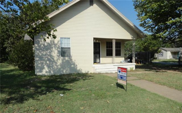1500 Coleman Avenue, Fort Worth, TX 76105 (MLS #14062657) :: The Chad Smith Team