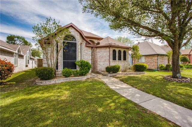 2208 Walden Place, Mesquite, TX 75181 (MLS #14062697) :: RE/MAX Town & Country